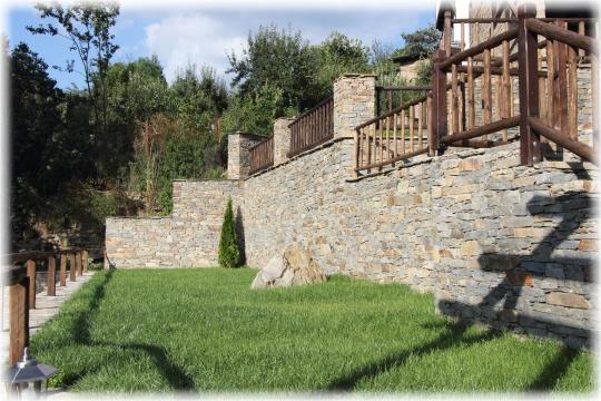 Градината на къщата