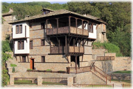 Дренкова къща с. Ковачевица