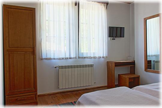 Двойна стая на вторият етаж